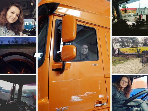 beroep vrachtwagenchauffeur