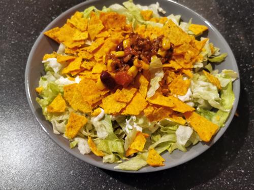Bij Zus' avondeten #4 van nacho salade tot wortelpuree