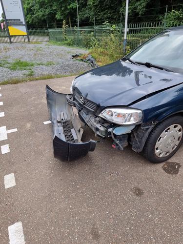 rechterbaan bumper Opel Astra